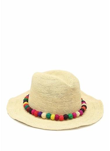 Ecua-Andino Panama Şapka Renksiz